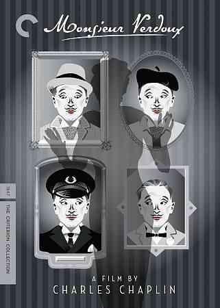 MONSIEUR VERDOUX BY CHAPLIN,CHARLIE (DVD)